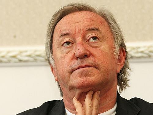 Herec Jiří Lábus.