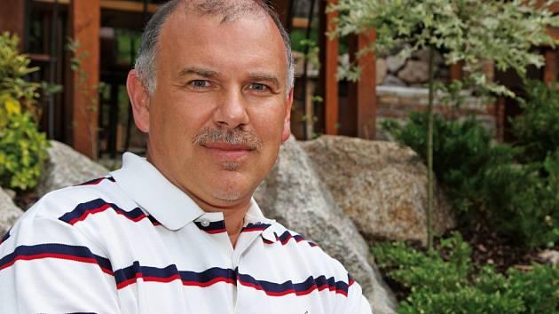 Zdeněk Bursa, bývalý krajský náměstek za ČSSD.
