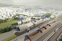 Přestupní terminál veřejné dopravy v Liberci tzv. Central station má jasnější obrysy. Liberecký kraj a město Liberec se dohodli na konkrétním postupu prací při jeho budování.