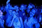 Největší hudební festival v kraji navštívilo o víkendu 40 tisíc lidí.
