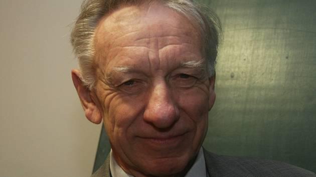 Profesor Zdeněk Kovář.