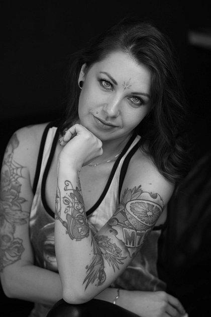 Anna Marková.