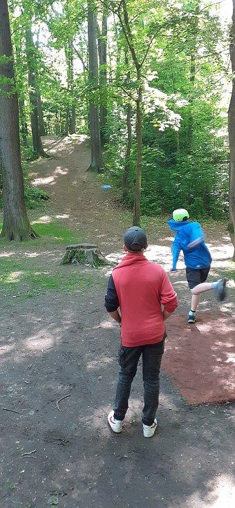 Frýdlant se pyšní největším discgolfovým hřištěm v Libereckém kraji.