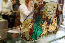 Sklárna v Heřmanicích pořádá tradiční Adventní sklářské trhy.