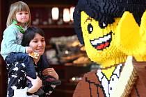 LEGO festival v nákupním centru Nisa
