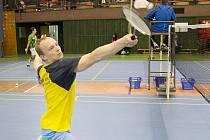 ONDŘEJ KRÁL Z LIBERCE. Ve dvouhře vybojoval 3. místo.