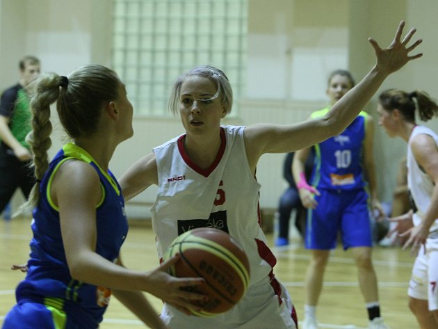 Liberecký basketbal. Ženy Lokomotivy Liberec