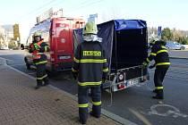 Panel 2013 - taktické cvičení orgánů krizového řízení a složek Integrovaného záchranného systému Libereckého kraje