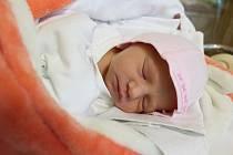 Marianna Mařanová. Narodila se 16. prosince mamince Sabině Mařanové z Turnova. Vážila 2,47 kg a měřila 47 cm.