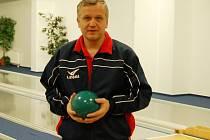 Liberecký kuželkář Josef Šálek proti Hazlovu ve II. lize srazil celkem 598 bodů.