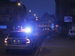 Na libereckém vlakovém nádraží neznámý pachatel nahlásil uložení bomby.