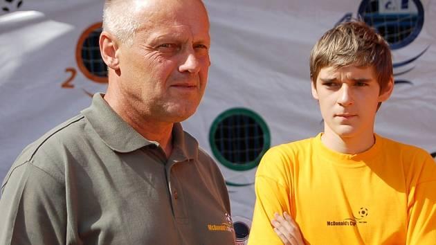 Jiří Štol z Liberce se stal trenérem reprezentace do 16 let.