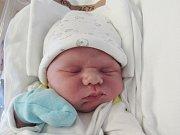 DENIS PĚTA Narodil se 16. srpna v liberecké porodnici mamince Petře Pětové z Chrastavy. Vážil 3,87 kg a měřil 52 cm.
