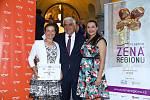 Vítězkou 11. ročníku soutěže Žena regionu Libereckého kraje 2020, se stala Miluše Křupalová, trenérka asistenčních psů a sociální pracovnice.