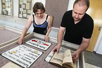 STÁTNÍ ARCHIV  patří mezi nejstarší v ČR. Nejstarší archiválie jsou ze 14. století. Velká část písemností pochází ze 17. - 19. století. Největší množství tvoří materiál vzniklý až ve 20. století.