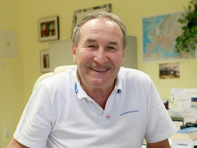 Ortoped Leoš Chládek