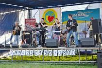 Benefiční koncert v Hrádku nad Nisou