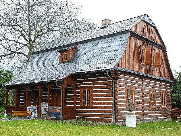 Kamenářský dům je součástí areálu Muzea Českého ráje v Turnově.