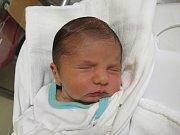 MARTIN LAMAČ. Narodil se 22. října v liberecké porodnici rodičům Martině a Martinovi Lamačovým z Újezdu pod Troskami. Vážil 3,17 kg a měřil 49 cm.
