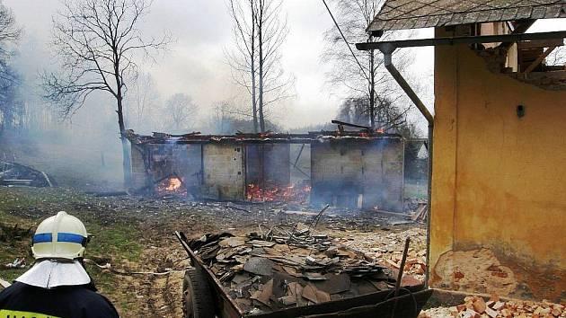 K nejčastějším výjezdům dobrovolných hasičů z Křižan patří požáry. Z těch, co k nim za poslední roky došlo v okolí, patří k největším požár stodoly v Křižanech a zemědělské usedlosti ve Zdislavě, které se staly vloni.