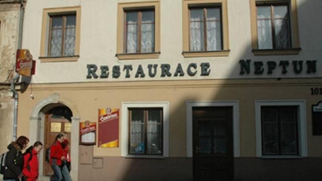 Neptun, Liberec