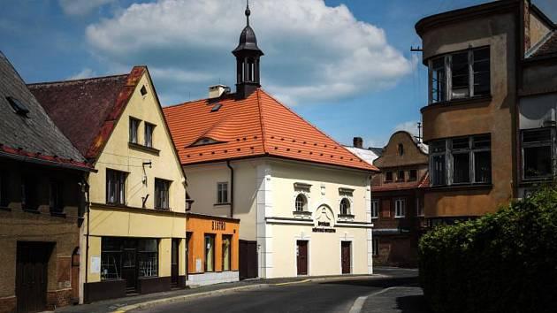 Špitálek městské muzeum Frýdlant