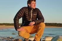 Mladý ekolog Vojtěch Šťastný