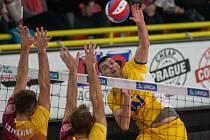 Utkání 6. kola volejbalové UNIQA Extraligy se odehrálo 3. listopadu v Liberci. Utkaly se celky VK Dukla Liberec a SVK Ústí nad Labem.