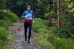 Závěrečný závod série BoBoTripl, horský běh na trati dlouhé 30 kilometrů, odstartoval 5. listopadu v Bedřichově na Jablonecku.