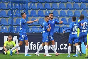 FC Slovan Liberec - 1.SK Prostějov (3.kol) MOL Cup