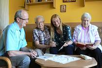 Ilustrační snímek. Domov pro seniory
