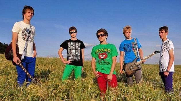 EXOTS. Pop rocková kapela z Jablonce nad Nisou.