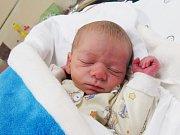 MARTIN HEINISCH  Narodil se 3. ledna v liberecké porodnici mamince Tereze Heinisch z Liberce.  Vážil 2,75 kg.
