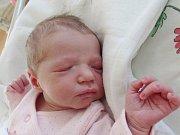 ANITA PĚČOVÁ Narodila se 18. června v liberecké porodnici mamince Veronice Pěčové ze Stráže pod Ralskem. Vážila 2,64 kg a měřila 49 cm.