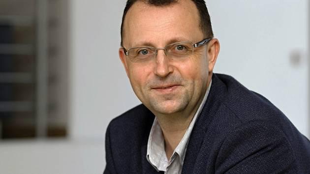 Martin Malík, předseda FAČR.