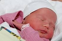 Mamince Daniele Drmlové z Liberce se 15. dubna narodila dcera Lucie Drmlová. Vážila 3,46 kg a měřila 50 cm.