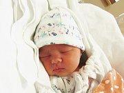 JASMÍNA FIEDLEROVÁ Narodila se 7. února v liberecké porodnici mamince Gabriele Šindelářové z Liberce. Vážila 2,84 kg a měřila 50 cm.
