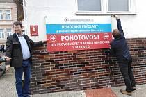 Od 25. září funguje pohotovost opět v areálu frýdlantské nemocnice.
