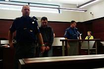 ZA ZNÁSILNĚNÍ si vyslechl šestatřicetiletý muž z Desné trest na osm a půl roku. V Hrádku měl znásilnit svou ženu.