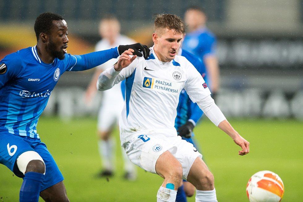 KAA Gent - FC Slovan Liberec poločas 0:1