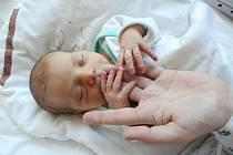 Filípek Šída. Narodil se 12. listopadu v liberecké porodnici mamince Lucii Škrlíkové z Liberce. Vážil 3,1 kg a měřil 50 cm.
