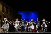 Šaldovo divadlo nastudovalo operetu Noc v Benátkách.