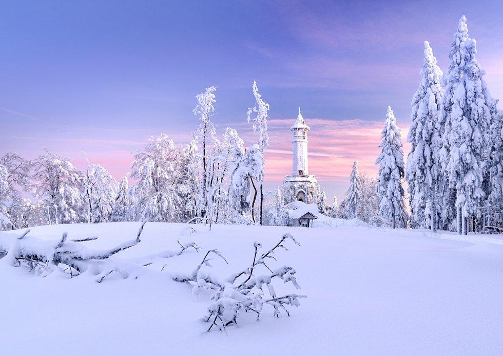 Zimní království.