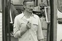ROK 1978. Na tomto snímku byl Jiří Bergr ještě v pohodě.