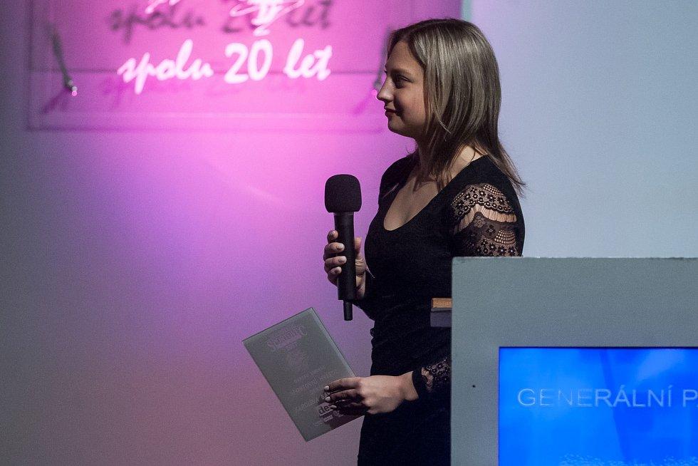 Slavnostní vyhlášení ankety Nejúspěšnější sportovec Liberecka za rok 2017 proběhlo 31. ledna v Aule Technické univerzity v Liberci.