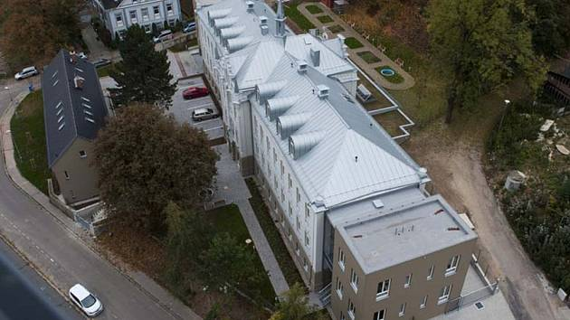 Lůžkový hospic Libereckého kraje.