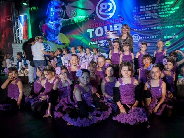 Takt Liberec - Mistrovství České republiky dětí MINI