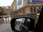 Ulice Na Bídě bude do 12. října průjezdná jen ve směru k bývalé Textilaně.