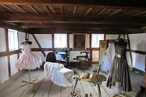 Dům řemesel, který byl jedním z oblíbených turistických lákadel, mohli lidé naposledy navštívit na Štěpána.