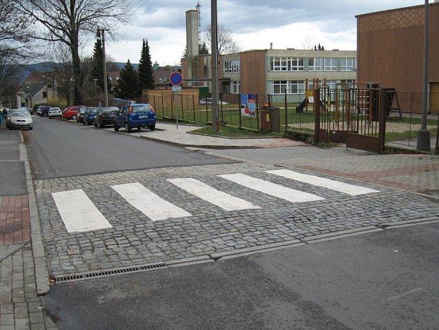 RETARDÉR v ulici Erbenova.